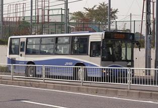 【ゆとりーとライン】中志段味または高蔵寺行きバス